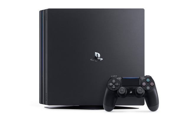 The PS4 Pro – It's For Professionals!