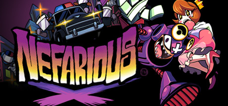 Oddball Game of the Month –Nefarious