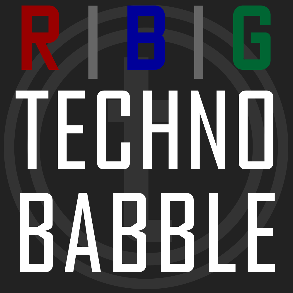 UPDATE: Technobabble Podcast 017 – April Fools!