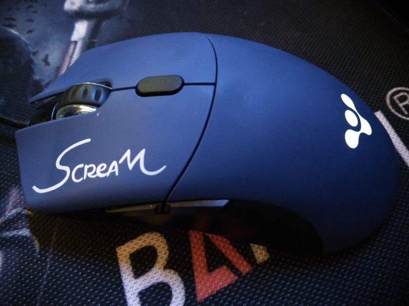 Final Mouse Scream – Am I Screaming Because I'm Happy