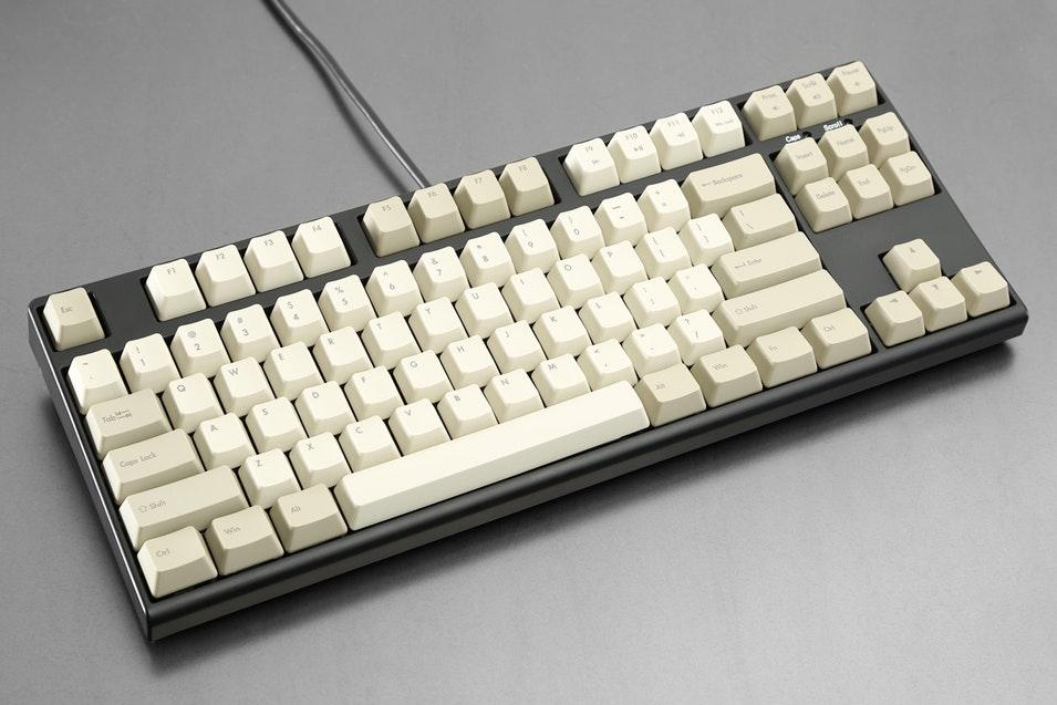 KB Paradise V80 TenkeylessKeyboard