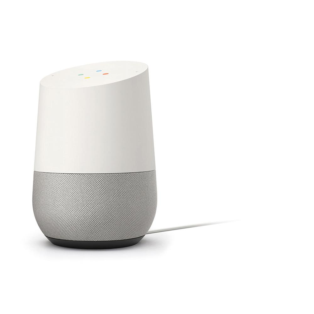 Our First Look at Google Home