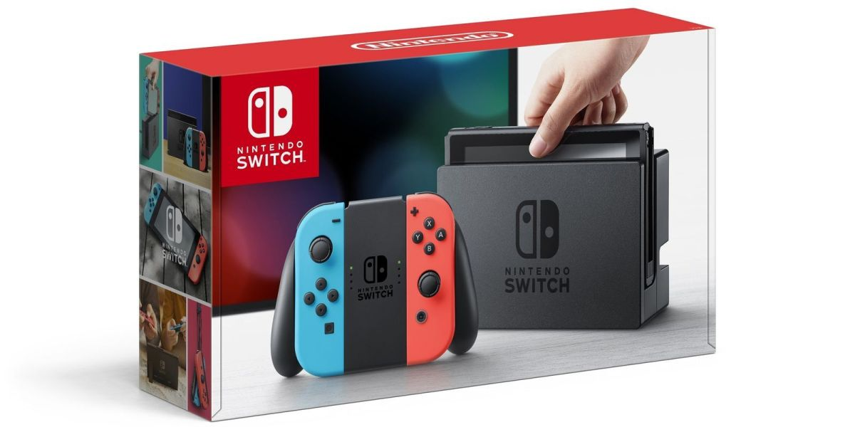 It Turns Out the Nintendo Switch Doesn't Suck…