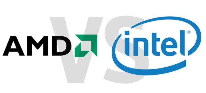 AMD vs Intel in 2017