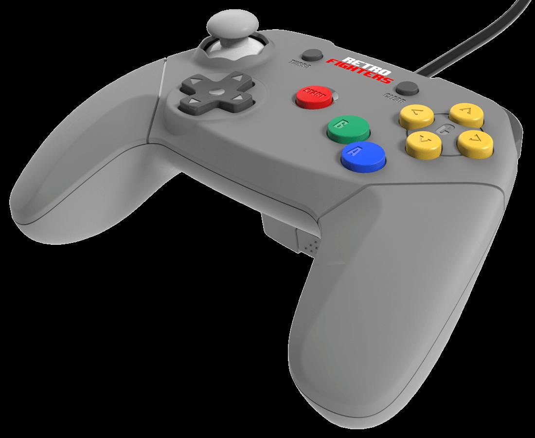 Retro Fighters Brawler64Gamepad