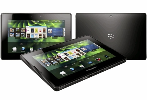 BlackBerry PlayBook WiMax Pic