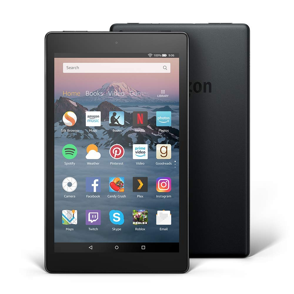 Amazon's All-New Fire HD 8 Tablet