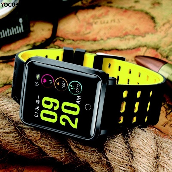 N88 IP68 Smart Watch (X9 PRO Smart Band)